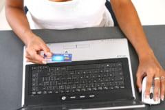 Cumparaturile online se mentin la un nivel ridicat. Platile cu cardul au crescut spectaculos