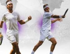 Cunoastem cele doua semifinale masculine de la Wimbledon: Vom avea un duel intre Rafa Nadal si Roger Federer