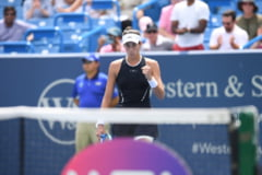 Cunoastem prima finalista a turneului WTA de la Cincinnati. Locul 1 mondial a fost eliminat