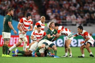 Cunoastem si ultima semifinala a Campionatului Mondial de rugby. Japonia nu a putut face marea surpriza
