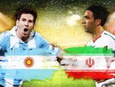 Cupa Mondiala 2014: Avancronica partidei Argentina - Iran