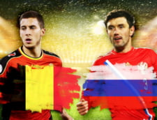 Cupa Mondiala 2014: Avancronica partidei Belgia - Rusia