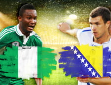 Cupa Mondiala 2014: Avancronica partidei Nigeria - Bosnia