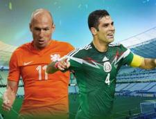 Cupa Mondiala 2014: Avancronica partidei Olanda - Mexic