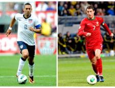 Cupa Mondiala 2014: Avancronica partidei SUA - Portugalia