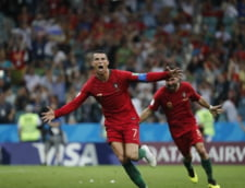 Cupa Mondiala 2018: Reactia lui Cristiano Ronaldo dupa meciul magic facut contra Spaniei