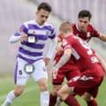 Cupa României, optimi de finală: Rapid a fost eliminată de o echipă din liga secundă
