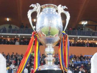 Cupa Romaniei: Arbitrii meciului Steaua - Dinamo
