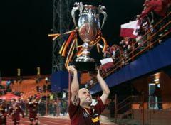 Cupa Romaniei: CFR si FC Vaslui se vor infrunta la Urziceni