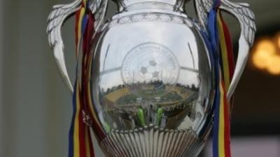 Cupa Romaniei: Rezultatele inregistrate marti si echipele calificate