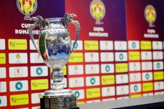 Cupa Romaniei: are loc tragerea la sorti pentru semifinale