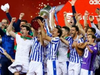 Cupa Spaniei: Bilbao a pierdut finala cu rivala Sociedad, dar poate castiga trofeul peste doua saptamani. Cum e posibil
