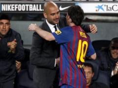Cuplul Guardiola-Messi, refacut la City