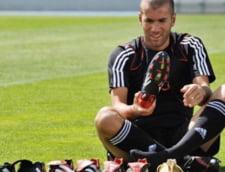 Curatenie masiva la Real Madrid: Zidane renunta la 8 jucatori