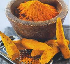 Curcuma, condimentul care tine bolile departe si te fereste de Alzheimer
