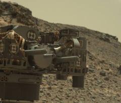 Curiosity si-a facut un selfie adorabil pe Marte (Foto)