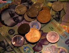 Curs euro-leu: Euro bate in retragere, dolarul face un mic pas in fata