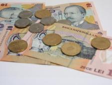 Curs euro-leu: Guvernul Ciolos da testul in Parlament, leul se intareste