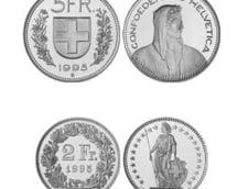 Curs euro-leu: Leul se apreciaza pe toate planurile - La cat a ajuns francul