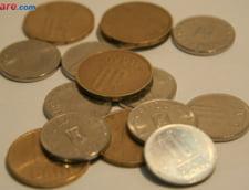 Curs valutar: Crestere pentru leu pe linie