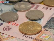 Curs valutar: Euro creste, dar avem cel mai ieftin aur din acest an