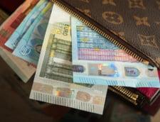 Curs valutar: Euro mai face un pas in fata leului