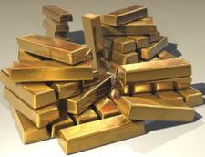 Curs valutar: Euro scade spre 4,65 lei. Aurul e cel mai ieftin din februarie