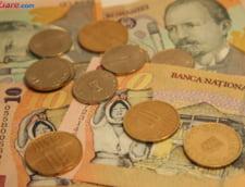 Curs valutar: Euro si lira cresc, dolarul si francul scad
