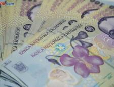 Curs valutar: Leul creste, iar euro ajunge cel mai mic nivel din ultimele doua luni