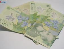 Curs valutar: Leul se depreciaza in raport cu principalele valute