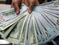 Curs valutar: Un nou maxim istoric pentru dolar