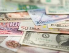 Curs valutar 18 septembrie: Oferte la banci si case de schimb