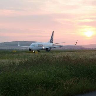Cursa TAROM Constanta - Chisinau a fost anulata chiar inainte de debut