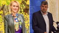 Cursa pentru sefia PSD, decisa de rezultatul alegerilor parlamentare. Cum se ascut cutitele intre Marcel Ciolacu si Gabriela Firea