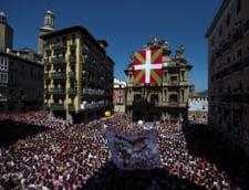 Curse tauri Pamplona