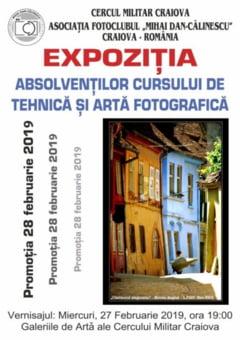 Cursul de Tehnica si Arta Fotografica, la a 45-a promotie!