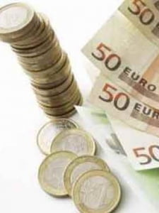 Cursul euro stagneaza in ultima zi din an