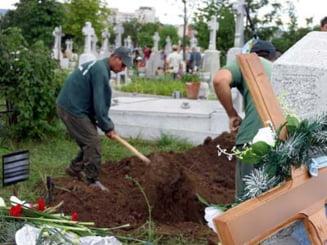 Cursuri de perfectionare pentru gropari, in Oradea
