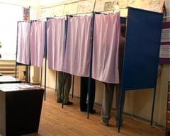 Cursuri suspendate in scolile din judet unde functioneaza sectii de vot