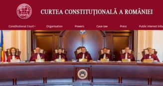 Curtea Constitutionala: Legea privind aprobarea cosului minim de consum este constitutionala