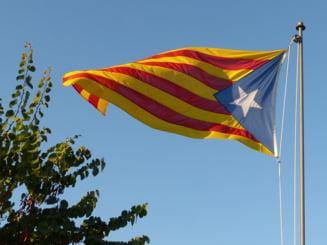 Curtea Constitutionala incearca sa impiedice declararea independentei Cataloniei. A suspendat sesiunea Parlamentului