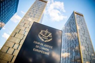 Curtea Europeana de Justitie se pronunta pe 18 mai in sase procese ce privesc legile Justitiei modificate de PSD - ALDE