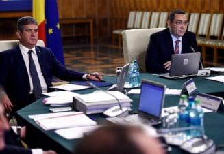 Curtea de Conturi: Alocari ilegale si Fondul de rezerva majorat de 14,5 ori de Guvernul Ponta