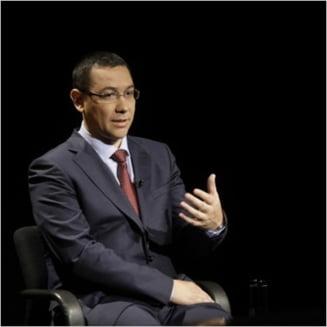 Cutia neagra a lui Victor Ponta (Opinii)