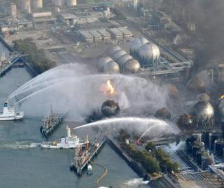 Cutremur Japonia: pericolul nuclear a scazut