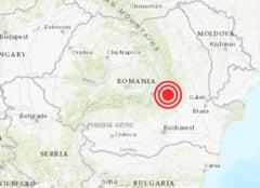 Cutremur cu magnitudinea 4,2 produs în Buzău. Care sunt orașele în care s-a resimțit