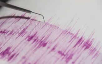 Cutremur cu magnitudinea 4,5 in judetul Mehedinti