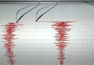 Cutremur cu magnitudinea 5,8 pe scara Richter s-a produs in centrul Greciei