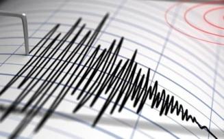 Cutremur cu magnitudinea 7,2 in Insulele Kermadec din Noua Zeelanda