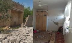 Cutremur cu magnitudinea de 5,9, in Iran. Mai multe persoane au fost ranite